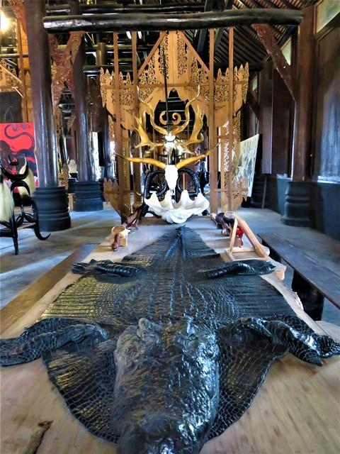 Thaïlande Chiang Rai Black House