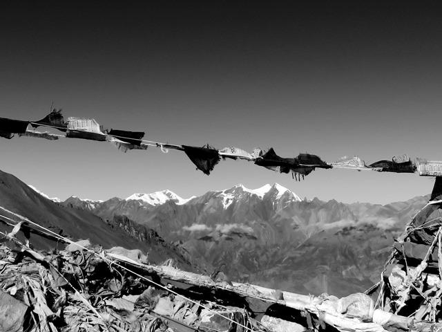 Népal Trek Circuit des Annapurnas Thorung La Pass