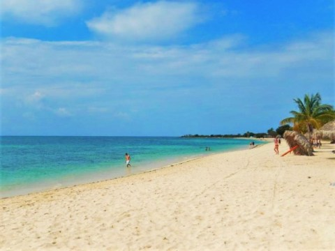 Cuba Trinidad Playa Ancon