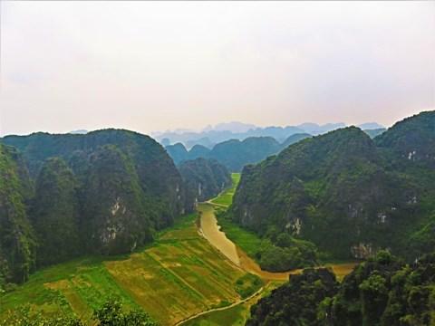 Vietnam Tam Coc Hang Mua