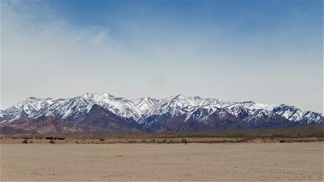 Argentine Mendoza routes des Andes