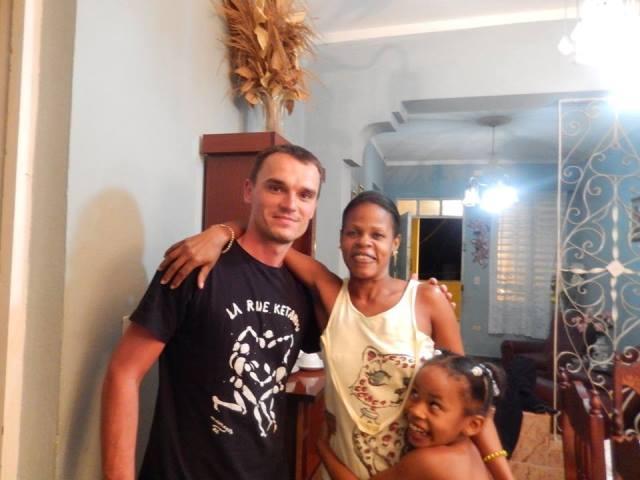 Cuba Trinidad Casa particular