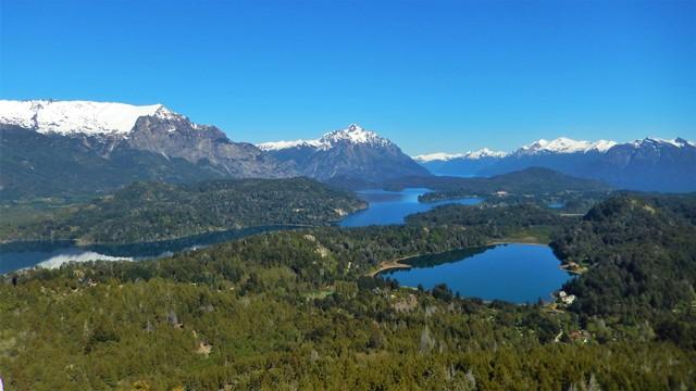 Argentine Bariloche Cerro Campanario