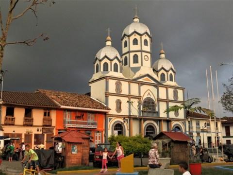 Colombie Filandia