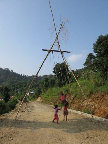 Népal Pokhara