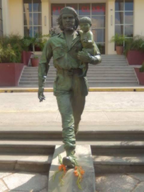 Cuba Santa Clara Che Guevara