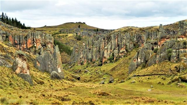 Pérou Cajamarca Cumbe Mayo