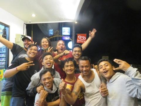 Bali Sanur soirée