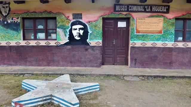 Bolivie Ruta del Che La Higuera