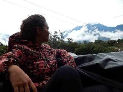 Equateur Banos Casa del Arbol