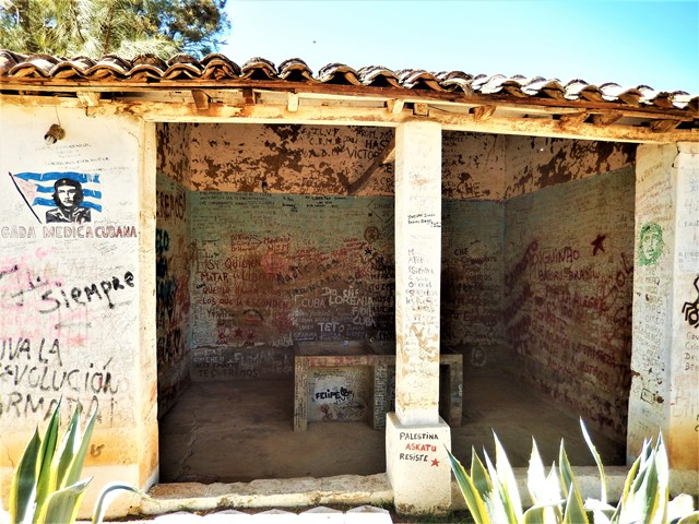 Bolivie Ruta del Che Vallegrande