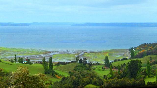 Chili Isla Chiloé île de Quinchao