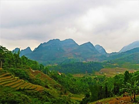 Vietnam boucle de Ha Giang Yen Minh