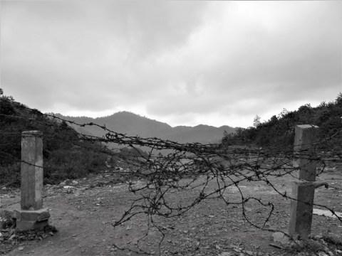 Vietnam boucle de Ha Giang frontière chinoise lung cu