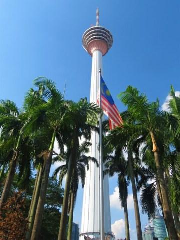 Malaisie Kuala Lumpur Menara Tower