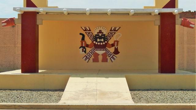 Pérou Chiclayo Musée Tumbas Reales