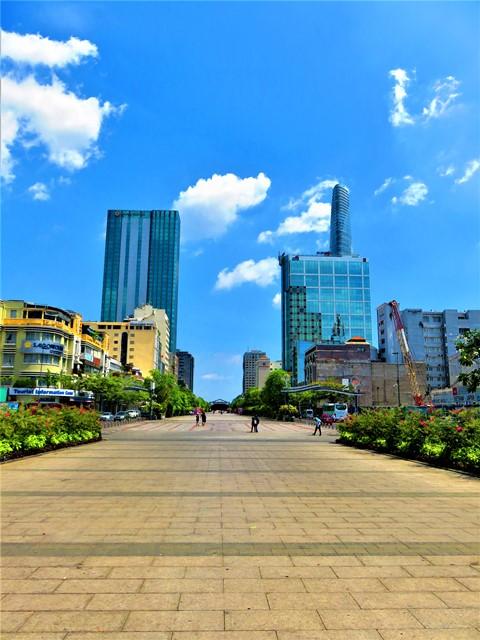 Vietnam Ho-Chi-Minh ville