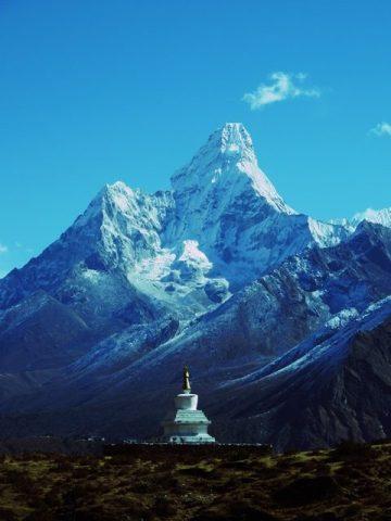 Népal Trek de l'Everest Khunde Ama Dablam