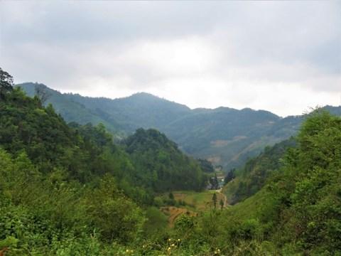 Vietnam boucle de Ha Giang frontière chinoise yunnan