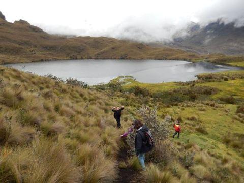 Equateur Cuenca Parc Cajas