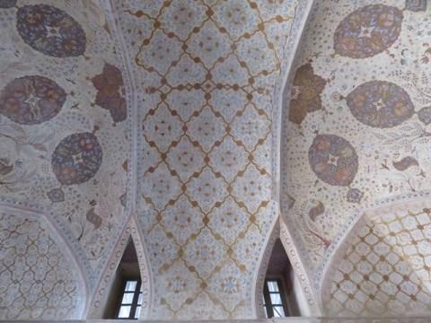 Iran Ispahan Palais Kakh-e Ali Qapu
