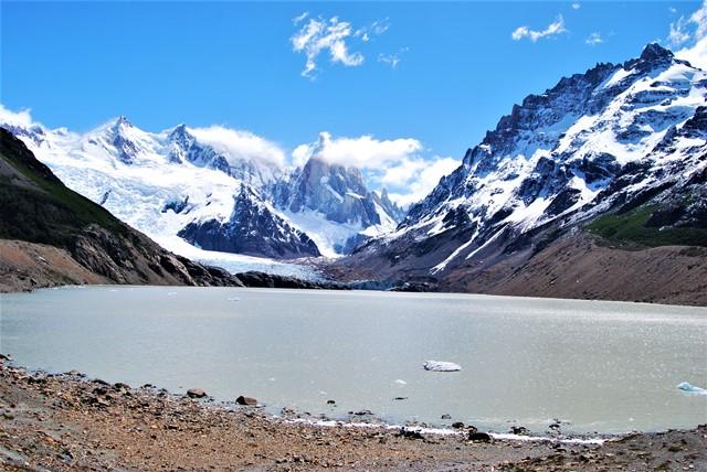 Argentine El Chalten Laguna Torre