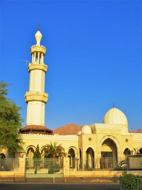 Jordanie aqaba mosquée