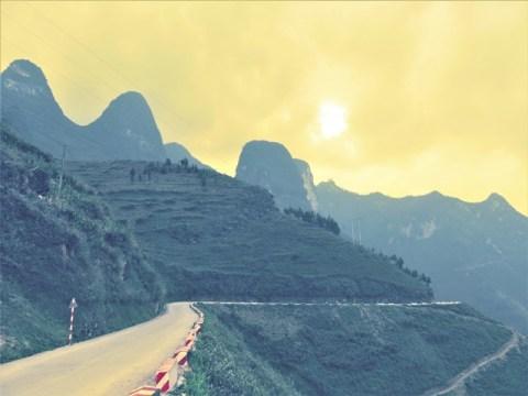 Vietnam boucle de Ha Giang Ma Pi Leng Pass