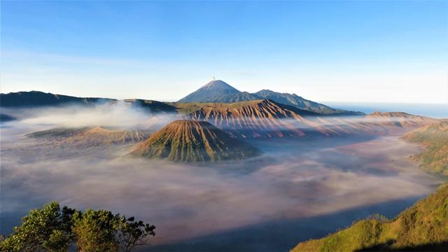 Java volcan bromo