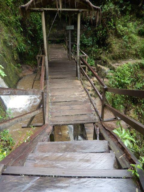 Equateur Saraguro Baños del Inka
