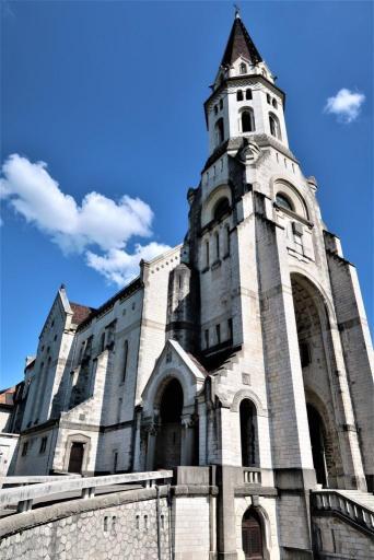 Annecy basilique de la visitation