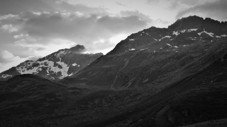 Trek du Tour du Mont Blanc Col du Bonhomme
