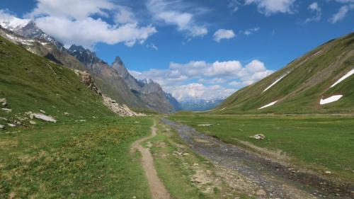 Trek du Tour du Mont Blanc Italie
