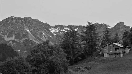 Trek du tour du mont blanc Col de Forclaz