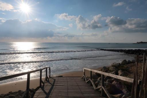 Oléron plage soleil