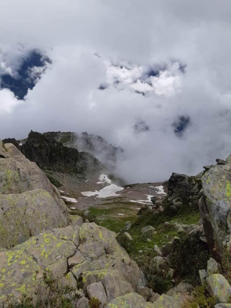 Arête Brévent - Alpinisme