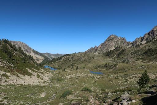 Tour lacs Néouvielle trek