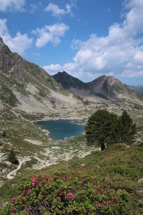 Tour Néouvielle Lac Estagnol