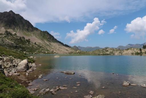 Tour Néouvielle Lac Blanc