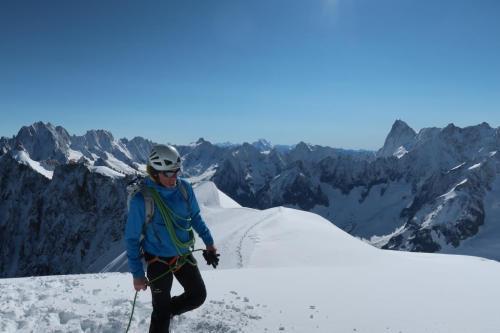 Chamonix UCPA Guide - Alpinisme