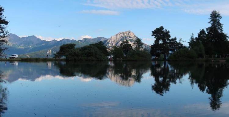 Lac Saint Apollinaire