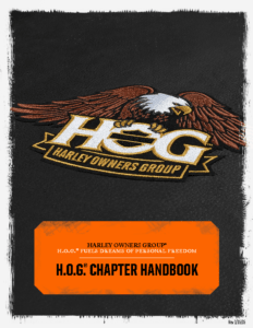 HOG Chapter Handbook – 2015
