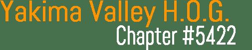 Yakima Valley H.O.G. Chapter #5422 Logo
