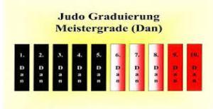 judo dan sınavı