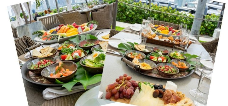 Oct 6 – ALL IVY+ Sunday Brunch @ The deck at Island Gardens