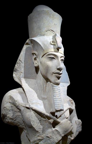 Akhenaten, Egyptian Museum