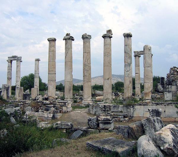 Temple of Aphrodite, Aphrodisias