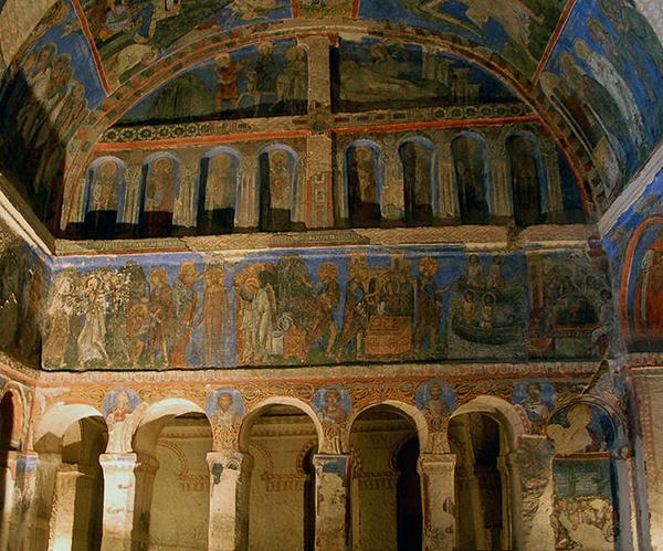 Buckle Church, Goreme, Cappadocia