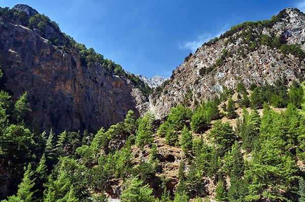 White Mountains (Lefka Ori), Crete