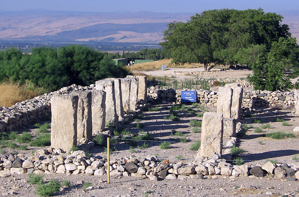 The capital of Canaan during the time of Deborah was Hazor in the Upper Galilee. Today, that site is known as Tel Hazor. It's a national park, a UNESCO World Heritage site and one of Israel's largest archaeological sites.